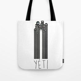 Yéti Tote Bag