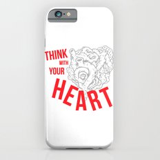 Think With Your Heart iPhone 6s Slim Case
