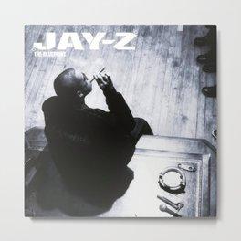 Jay-Z 02 Metal Print