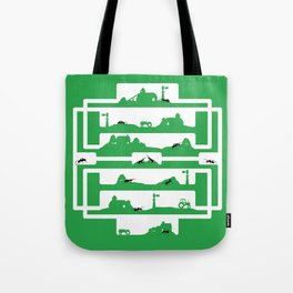 ant farm Tote Bag