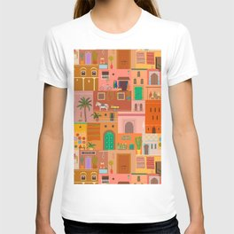 Marrakesh: The Red City T-shirt
