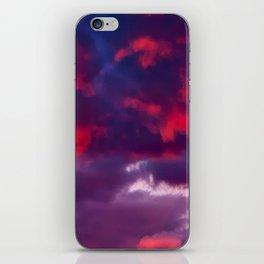 BRUISED iPhone Skin