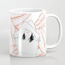RED STRIP (series 2 of 3) Coffee Mug