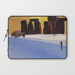 Viajes por el Desierto Laptop Sleeve
