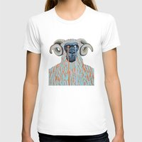 sweater T-shirts featuring Gorilla Sweater by Prince Pat