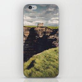 Irish Sea Cliffs iPhone Skin