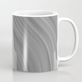 stripes wave pattern 1 bwrfp Coffee Mug