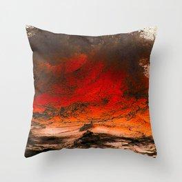 EXPLOSION - 24218/2 Throw Pillow