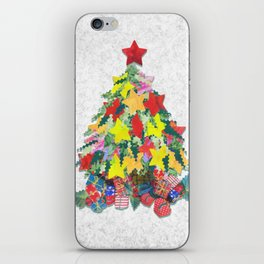 Santa's Work is Done iPhone Skin