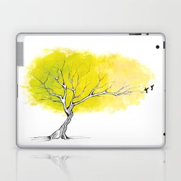 The Hummingbird Tree Laptop & iPad Skin
