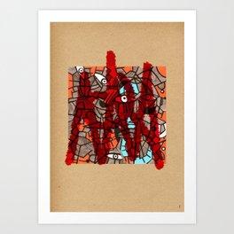 - RVZ 05 - Art Print