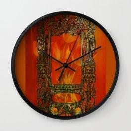 Orangerie Wall Clock