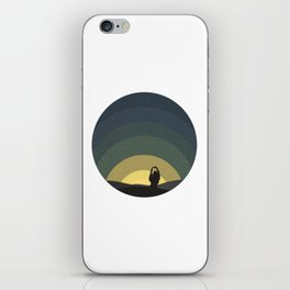 Starry Night iPhone Skin