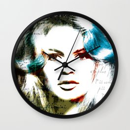 Sexy Icon Wall Clock