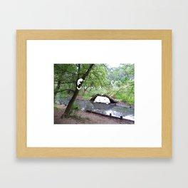 Grenadier Hide and Seek Framed Art Print