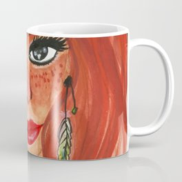 Witch - Tilda Coffee Mug