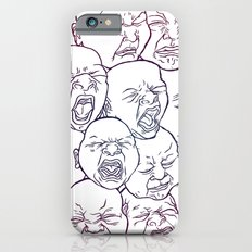 Lovely Babies Slim Case iPhone 6s
