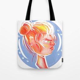 Grumpy Ginger Tote Bag
