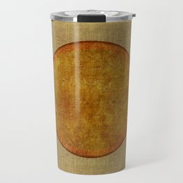 """Golden Circle Japanese Inspiration"" Travel Mug"