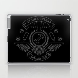 Members Only: Stonecutters Laptop & iPad Skin