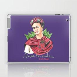 Frida Viva la vida Laptop & iPad Skin