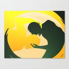 I had a dream... (Loki) Canvas Print