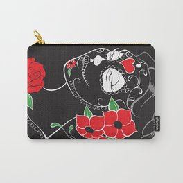 Muerta Black Carry-All Pouch