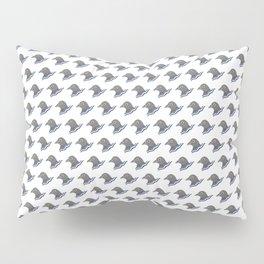 Le pigeon qui aimait la mer Pillow Sham