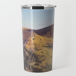 Mountain Road, TT Isle of Man. Travel Mug