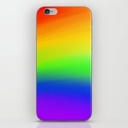 Rainbow Bright iPhone Skin