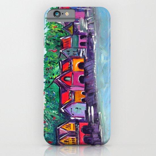 Boathouse Row iPhone & iPod Case