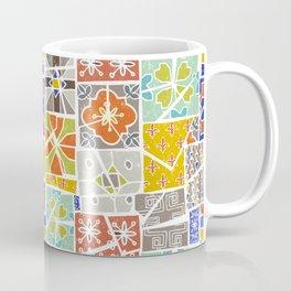 Barcelona tiles Coffee Mug