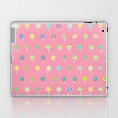 Cute Lollipop Pattern Laptop & iPad Skin