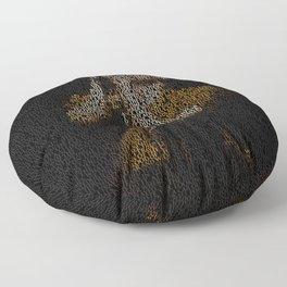 Ian Curtis : Unknown Pleasures Floor Pillow