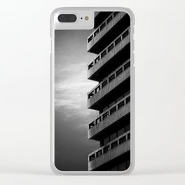 meanwhile... Clear iPhone Case