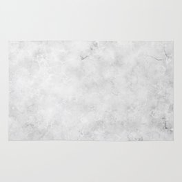 GRAY MARBLE Texture Rug