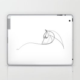 Pony line Laptop & iPad Skin