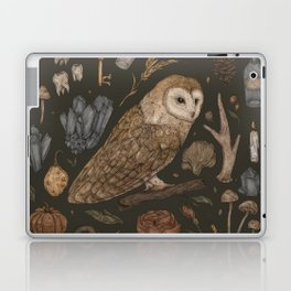 Harvest Owl Laptop & iPad Skin