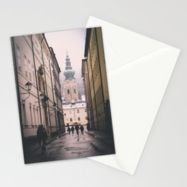 Salzburg Morning Stationery Cards