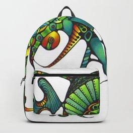 Native Beetle Backpack