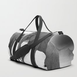 Elephants Duffle Bag