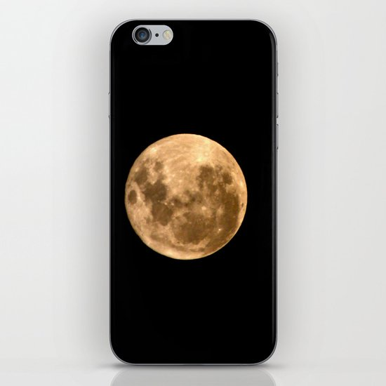 La Luna 3 iPhone & iPod Skin
