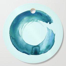 Serenity Enso No. 1 by Kathy Morton Stanion Cutting Board