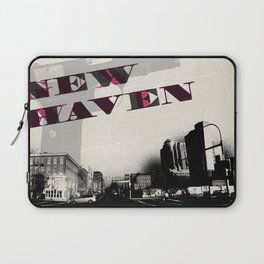 Gun Wavin, New Haven Laptop Sleeve