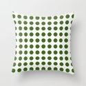 Simply Polka Dots in Jungle Green by followmeinstead