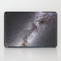 milky way iPad Cases featuring Milky Way by Space99