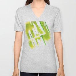 Acid Spring Colors Unisex V-Neck