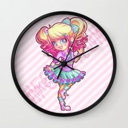 Fairy Kei Cutie Wall Clock