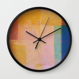 Hippo Sunken Wall Clock
