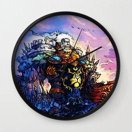 nobleman Wall Clock